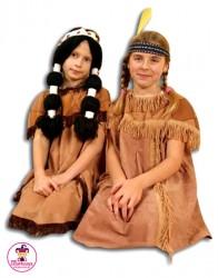 Kostium Indianka