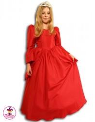 Kostium Księżniczka czerwona