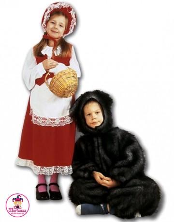 Kostium Czerwony Kapturek