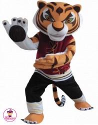Kostium reklamowy Tygrys Kung Fu