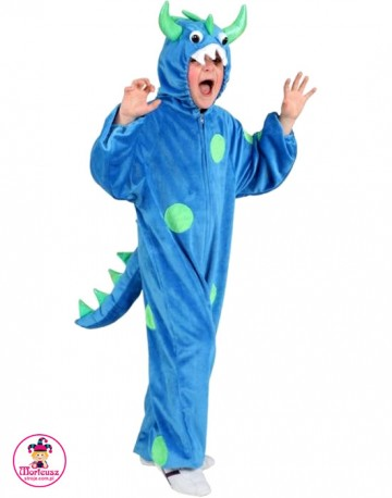 Kostium Monster niebieski