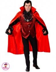 Kostium Wampir Czerwony