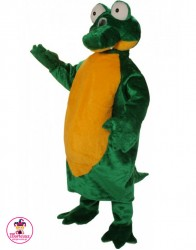 Maskota Krokodyl