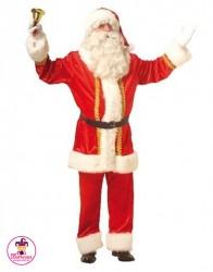 Strój Święty Mikołaj Lux