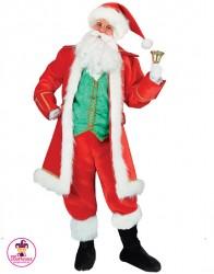 Kostium Święty Mikołaj Lux V