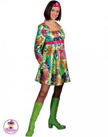 Kostium Hippie Girl