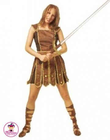 Strój Gladiatorka