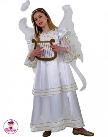 Strój Aniołek Długi