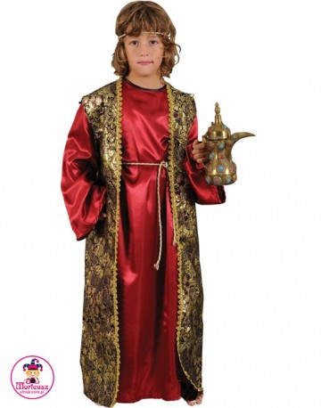 Strój Król Baltazar Ozdobny