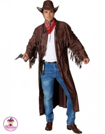 Strój Kowbojski Płaszcz