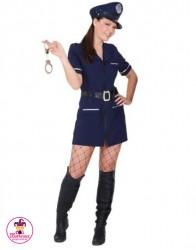 Strój Policjantka