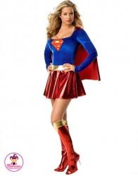 Strój Superwoman