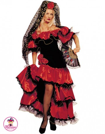 Strój Carmen