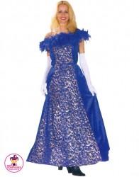 Strój Dama Dworu blue