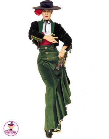 Strój Andalusian Women