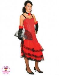 Strj Flamenco Czerwona