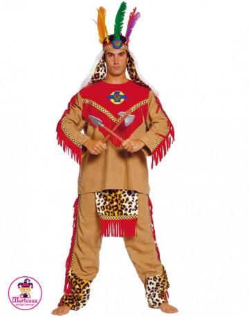 Strój Indianin