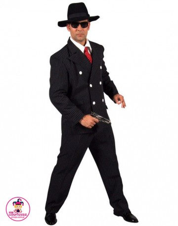 Kostium Gangster