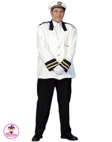 Strój Kapitan II