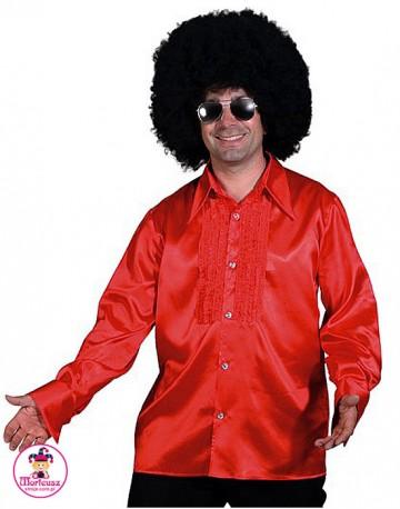 Koszula czerwona