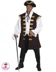 Strój Pirat Kapitan