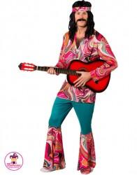 Strój Hippie Tęcza