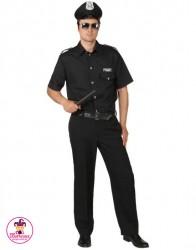 Kostium Policjant Czarny