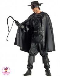 Strój Zorro Nero
