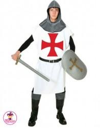 Strój Rycerz Biały