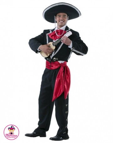 Strój Hiszpan z Gitarą