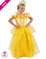 Kostium Księżniczka Żółta