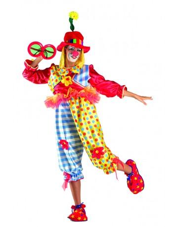 Strój Clown