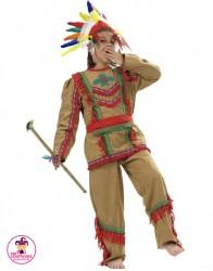 Kostium Indianin