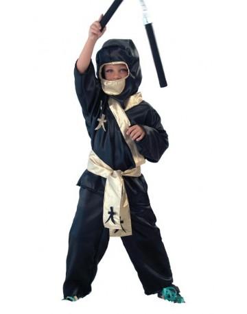 Ninja czarny