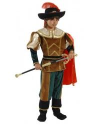 Strój Muszkietera D'Artagnan