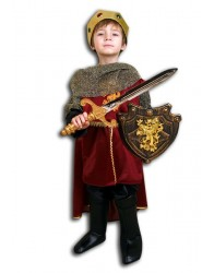 Strój Króla Artura