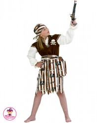 Kostium Piratka 3
