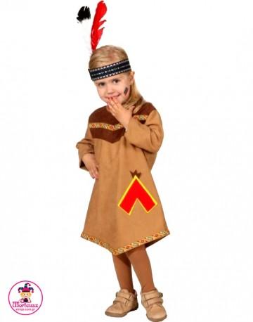 Kostium Indianka Mała