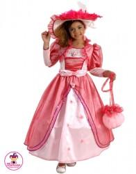 Kostium Dama różowa