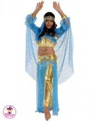 Kostium Jasmina błękitna