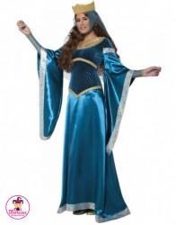 Strój Lady Marion blue