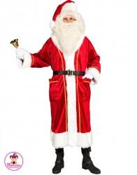 Strój Święty Mikołaj De Lux