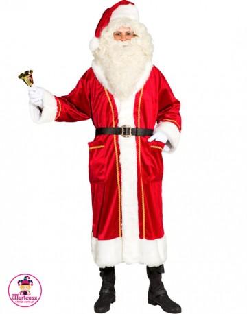 Kostium Święty Mikołaj Lux