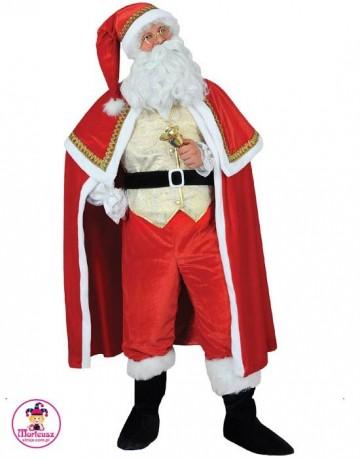 Kostium Święty Mikołaj Lux VI