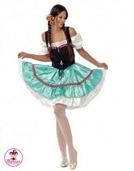 Strój Bawarka tancerka