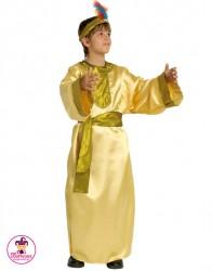 Strój Król Melchior Złoty