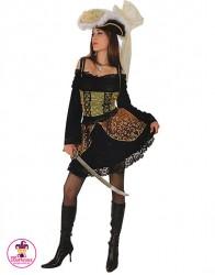 Strój Sexy Piratka