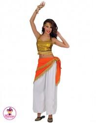 Strój Tancerka Hinduska z chustą