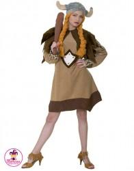 Strój Wiking kobieta