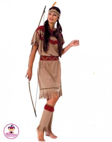 Strój Indianka z Łukiem